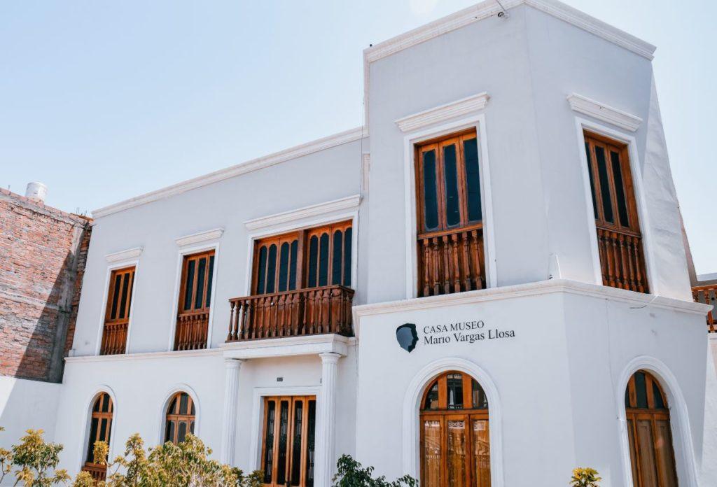 Casa Museo Mario Vargas Llosa - Sitios turisticos de Arequipa