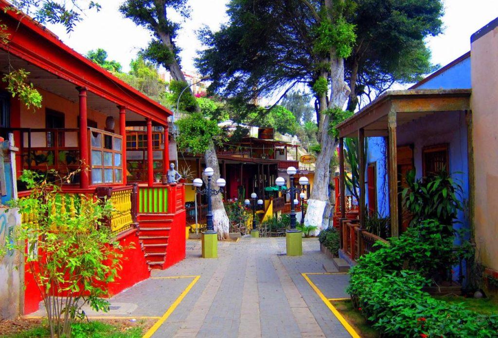Distrito El Barranco