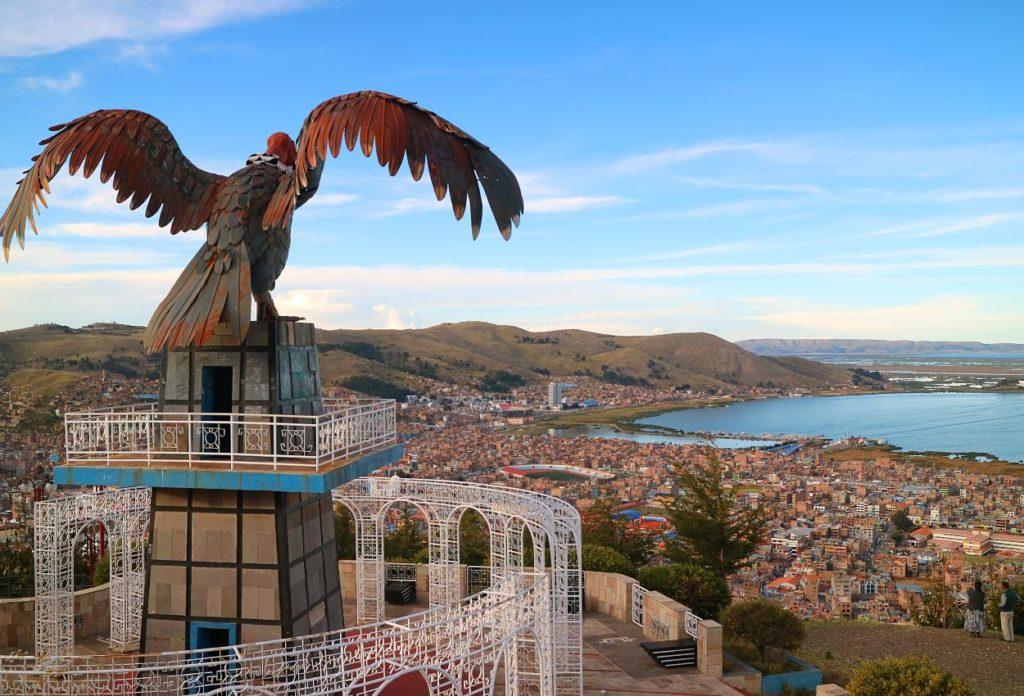 Mirador El Cóndor - atractivos turísticos de Puno