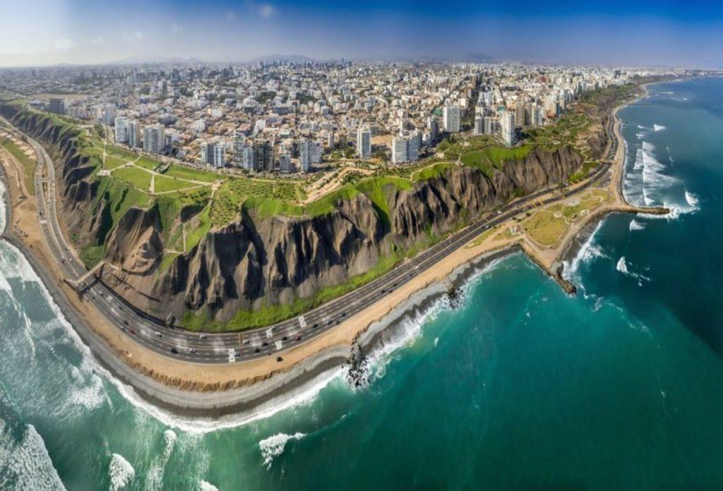 Lima - Miraflores - Sitios Turísticos de Perú