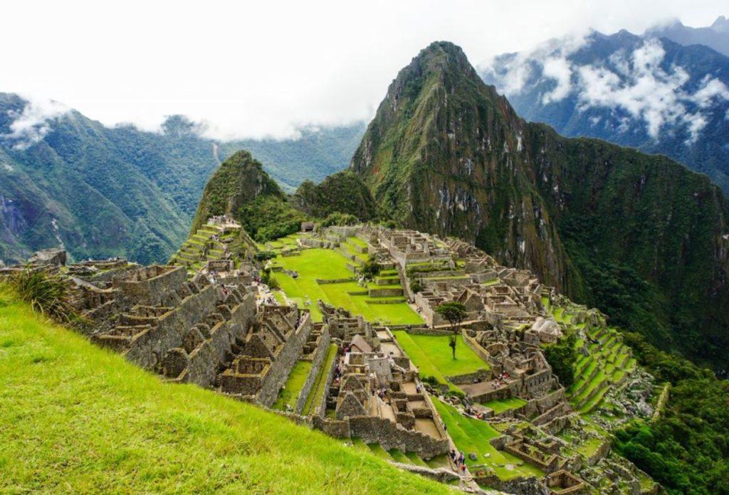 Machu Picchu - Lugares Turísticos en Perú