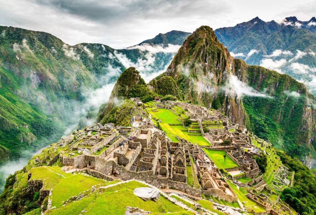 Machu Picchu - lugares turísticos del Cusco