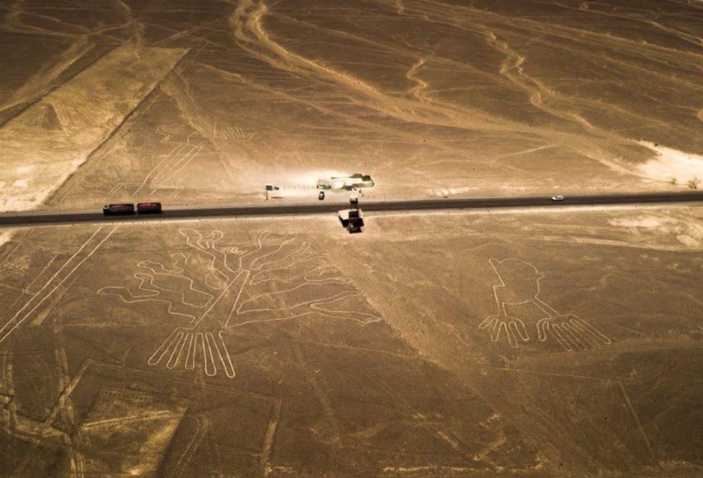 Líneas de Nazca - Sitios Turísticos del Perú
