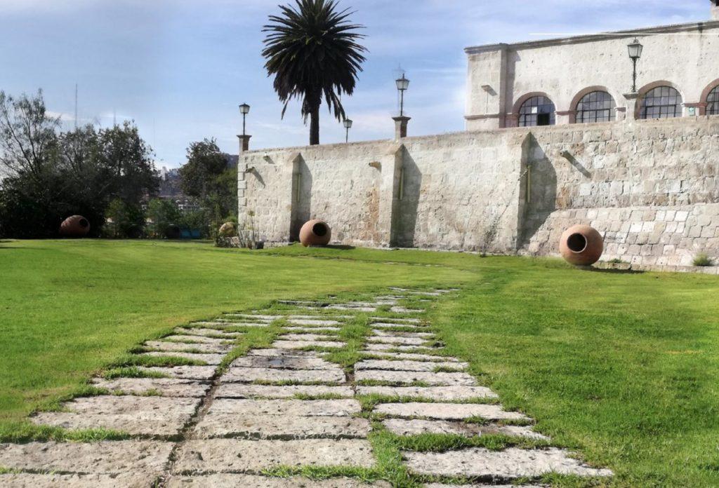 Palacio de Goyeneche - atactivos de Arequipa