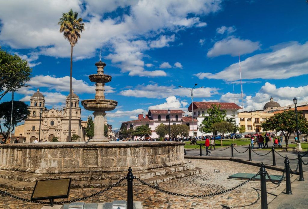 Plaza de Armas de Cajamarca - atraction in Cajamarca