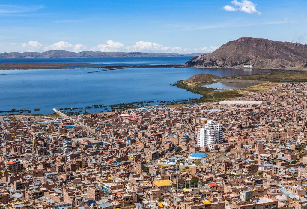 Ciudad de Puno - Lugares turísticos en Puno