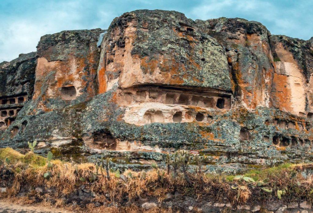 Ventanillas de Otuzco - atracciones en Cajamarca