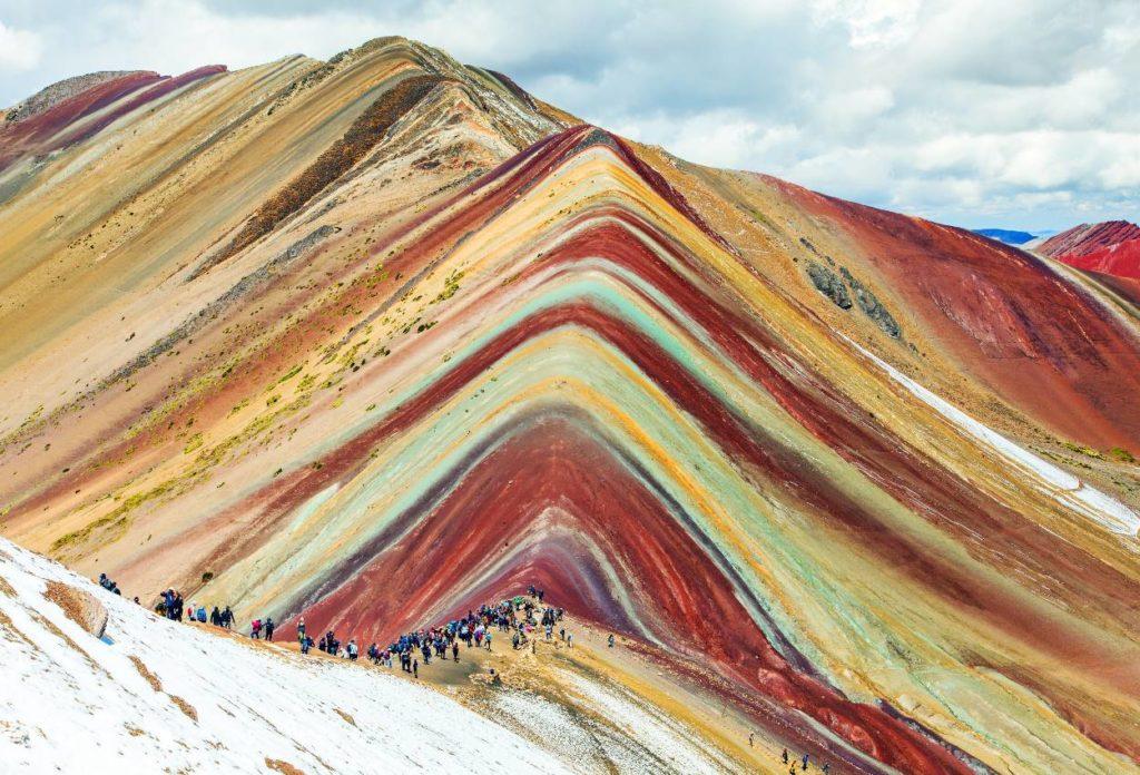Vinicunca Rainbow Mountain - Atractivos del Cusco