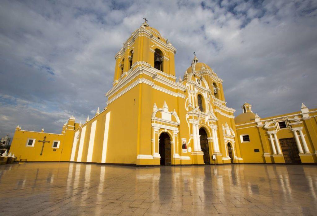 Catedral Trujillo - Sitios turísticos en Trujillo